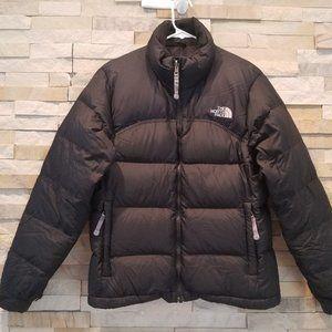 North Face Womens Nuptse Down Puffer Jacket Small